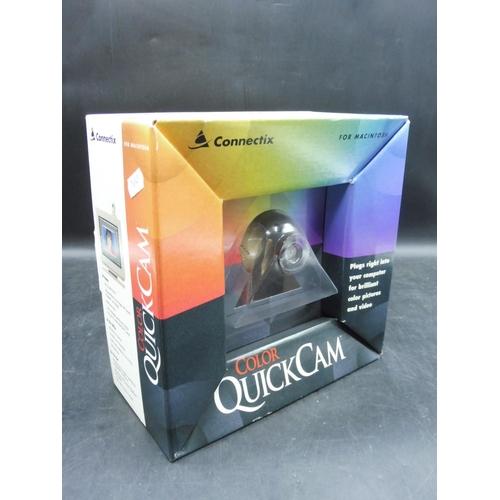 172 - Connectix Color Quick Cam Still Boxed...