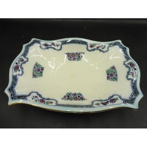 30 - Losol Ware Romney circa 1900 Serving Dish (13