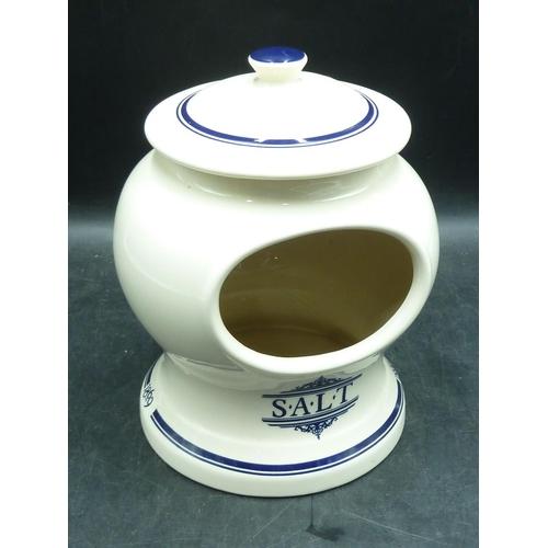 137 - Large Salt Pot...