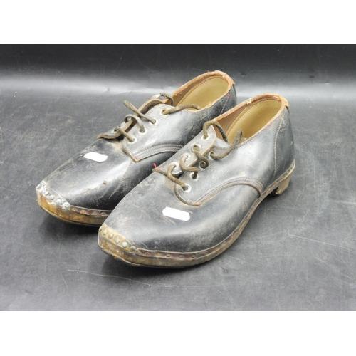 142 - Pair of Vintage Clogs...