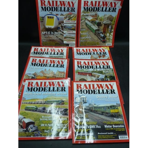 242 - Collection of Railway Modeller Books...