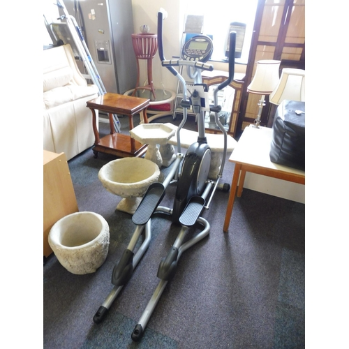685 - Elliptical Cross Trainer complete with Instruction Manual...