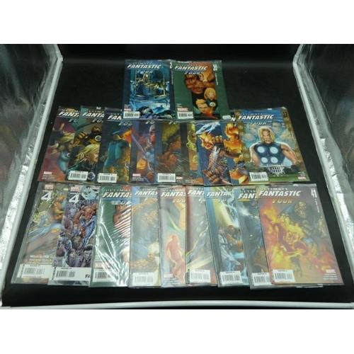 54 - Selection of 20 Marvel Fantastic 4 Comics...