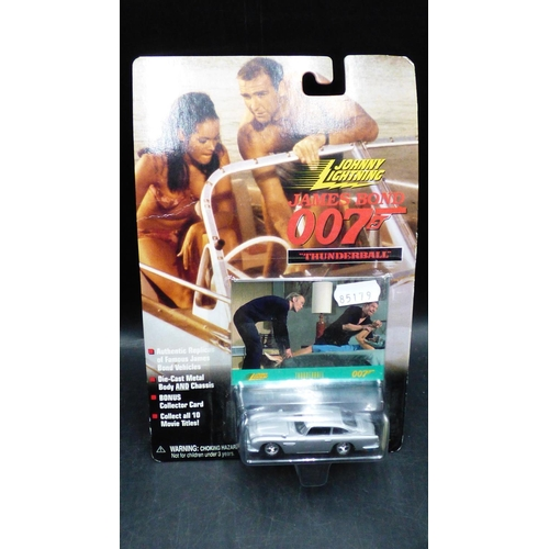 230 - Johnny Lighting Thunderball Diecast Vehicle in Box...