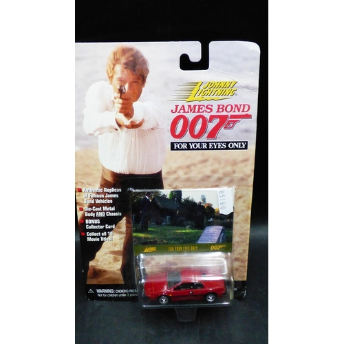 231 - Johnny Lighting For Your Eyes Only Die cast Vehicle in Box...