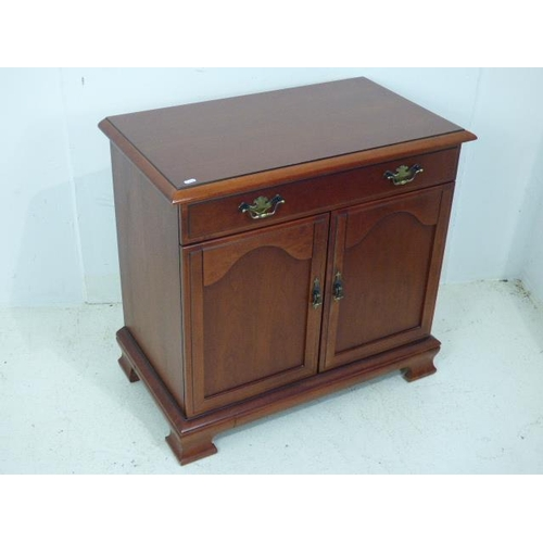 280 - White & Newton One Over Two Cabinet Approx. 81cm x 46cm x 76cm....