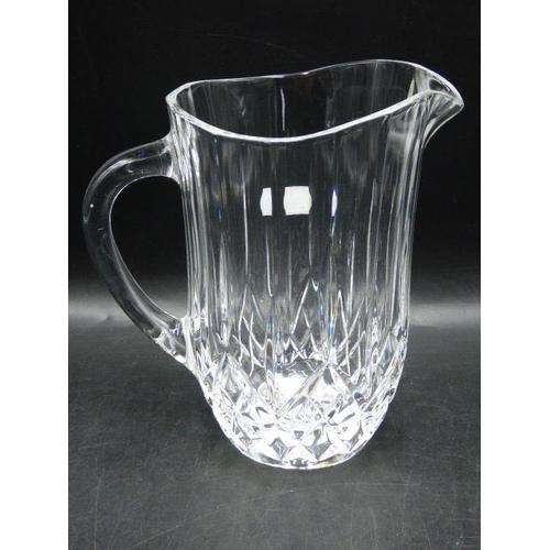 283 - Crystal Water Jug (7.5