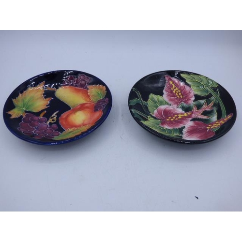 357 - Pair of Country Artists Inspiration's Fruit Plates...