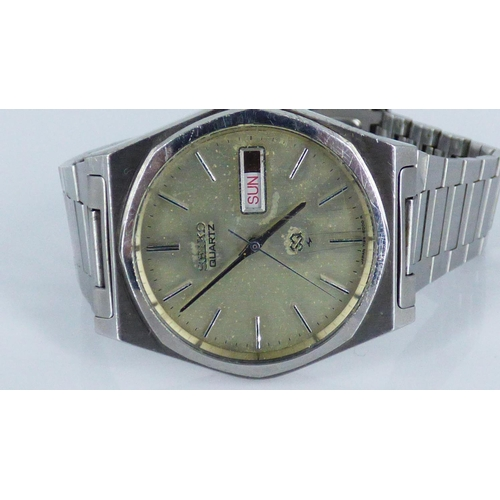 122 - Seiko Tran Zine Sychroniser Gents Watch with Japanese Movement...
