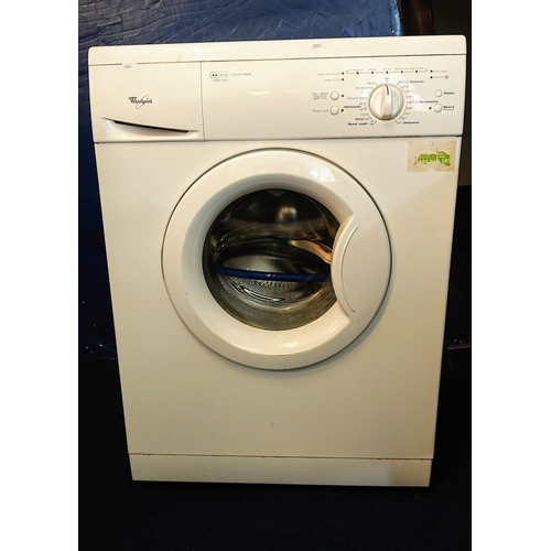 653 - A Whirlpool Automatic washing machine, Model AW0/R 5206...