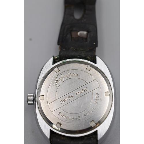32 - Trafalgar 21 Jewel Automatic Gents Watch (Working When Tested)...