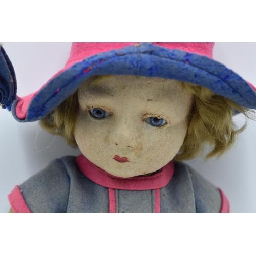 45 - 1920's Chad Valley Bambina Doll 20