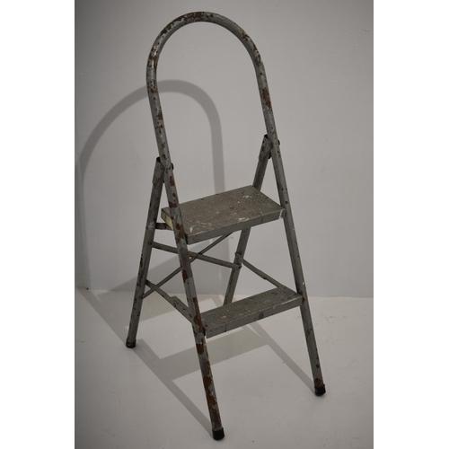 233 - Set of step ladders...