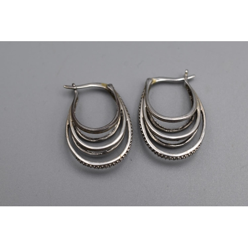27 - Selection of Silver Rings, Earring's and Pendant...