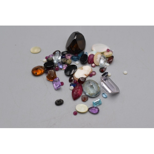 39 - Selection of Jewellers Precious and Semi Precious Stones...