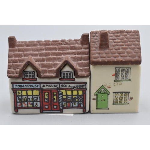 55 - Wade Miniature Houses and Other...