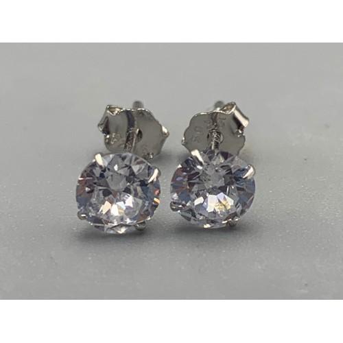 41 - Pair of Silver 925 Earrings...