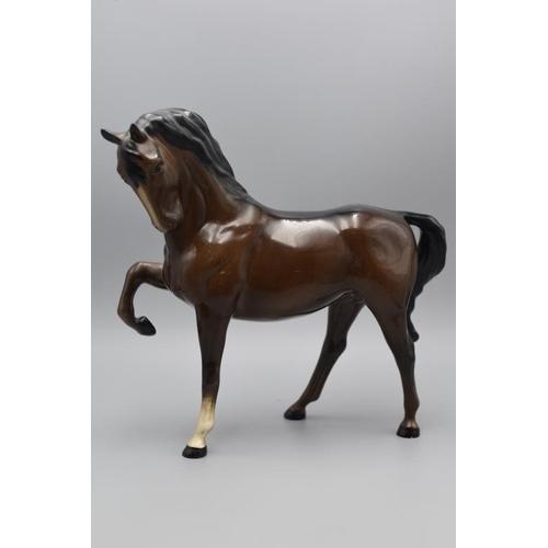 51 - Beswick Horse approx 8