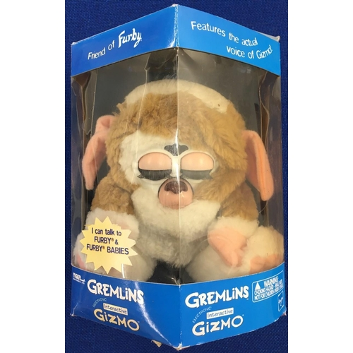 219 - An original, boxed Ferby Gremlin Gizmo from 1999....