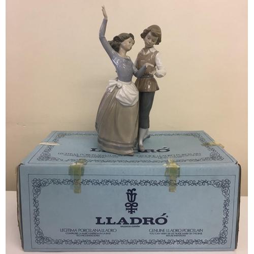 956 - A boxed, Lladro 5256