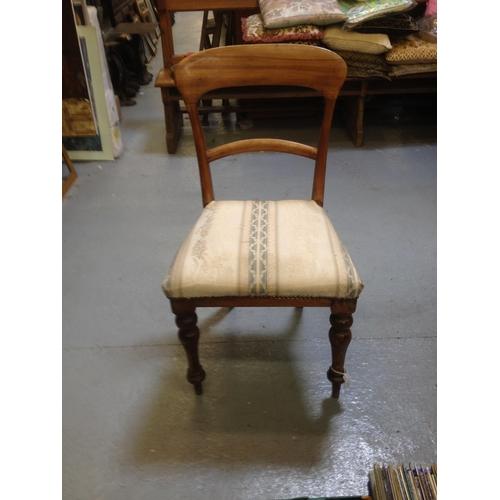 3 - Victorian Bedroom Chair...
