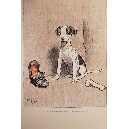 20 - Walter Emanuel (1869-1915), 'The Dogs of War', illustrated by Cecil Aldin, first edition, (London: B...