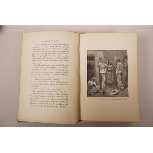 23 - Robert Louis Stevenson (1850-1894), 'Travels with a Donkey in the Cevennes', (London: Chatto & Windu...