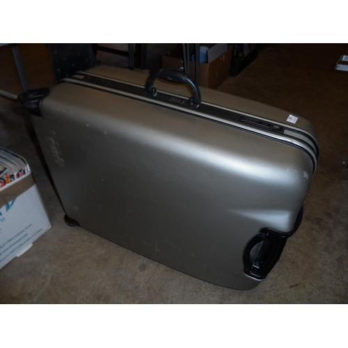 39 - Large Antler hard case...