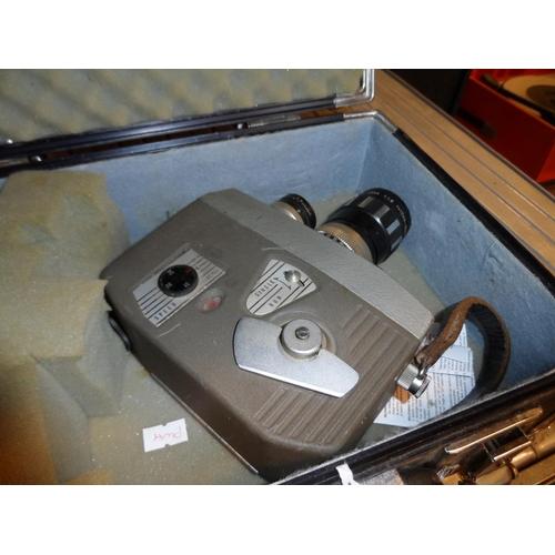 60 - Kobayashi seiki seisakujo ltd japan kopil III A8 cine camera...