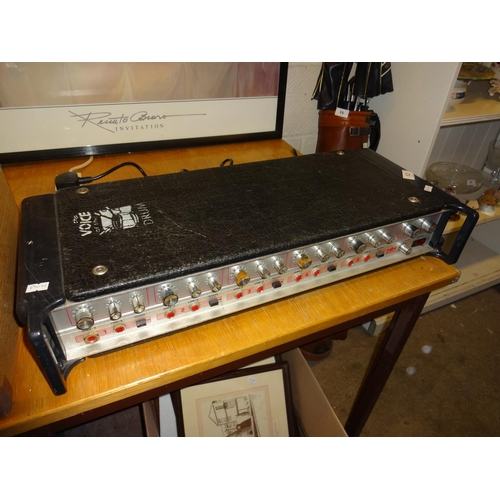 12 - HH Electronics 5 channel guitar amp...