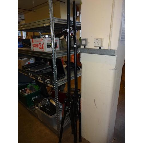 43 - 2x Procore speaker stands...