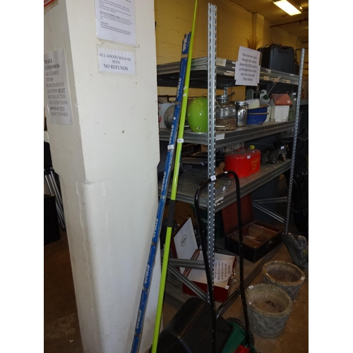 44 - 2x Athlete's Apollo javelins...