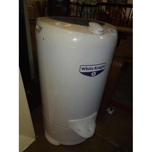 60 - White Knight Spin dryer...