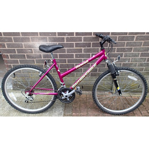 1C - Great British Eagle Hawaii 15 speed trail bike, 17'' frame. This lot is not available for in-house P...