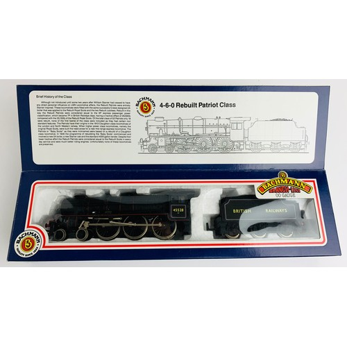 2009 - Bachmann 31-200 'Blake' No.45528 - British Railways - Boxed - P&P Group 1 (£14+VAT for the first lot...