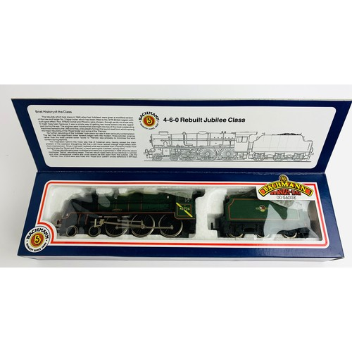 2010 - Bachmann 31-251 'Phoenix' BR Green 45736 - Boxed P&P Group 1 (£14+VAT for the first lot and £1+VAT f...