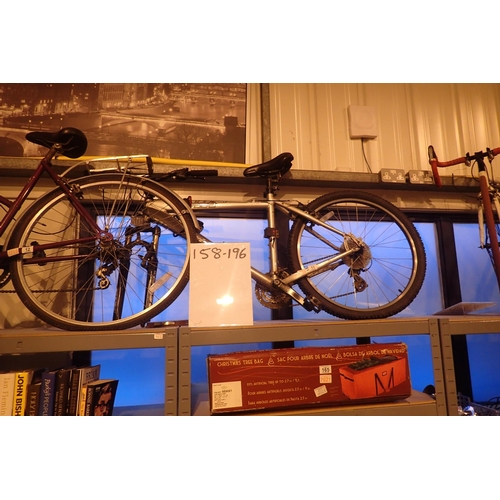 11 - Gents Hardrock specialized sport trail bike, 24 speed with 19
