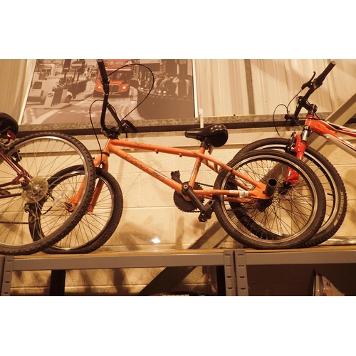 3 - X Rated decoy BMX bike with 12