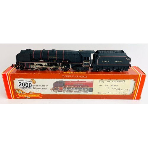 2001A - Hornby OO Gauge Duchess of Sutherland Locomotive Boxed P&P Group 1 (£14+VAT for the first lot and £1...