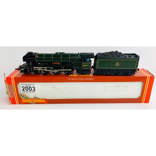 2003 - Hornby OO Gauge Tranquil Locomotive Boxed P&P Group 1 (£14+VAT for the first lot and £1+VAT for subs...