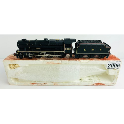 2006 - Mainline OO Gauge Sir Frank Ree Locomotive Poly Tray Only P&P Group 1 (£14+VAT for the first lot and...