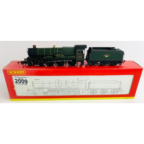 2009 - Hornby OO Gauge Dorchester Castle Locomotive Boxed P&P Group 1 (£14+VAT for the first lot and £1+VAT...