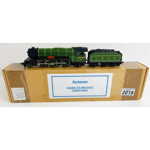 2019 - Bachmann OO Gauge Coldstreamer Locomotive P&P Group 1 (£14+VAT for the first lot and £1+VAT for subs...