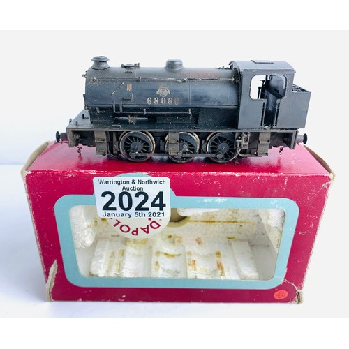 2024 - Dapol OO Gauge BR J94 Locomotive Boxed P&P Group 1 (£14+VAT for the first lot and £1+VAT for subsequ...