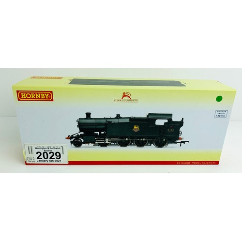 2029 - Hornby OO Gauge BR Class 52XX Locomotive Boxed P&P Group 1 (£14+VAT for the first lot and £1+VAT for...