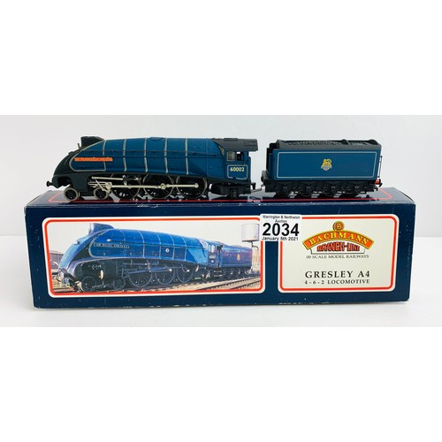 2034 - Bachmann OO Gauge Sir Murrough Wilson Locomotive Boxed P&P Group 1 (£14+VAT for the first lot and £1...