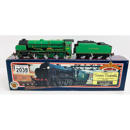 2038 - Bachmann OO Gauge Lord Howe Locomotive Boxed P&P Group 1 (£14+VAT for the first lot and £1+VAT for s...