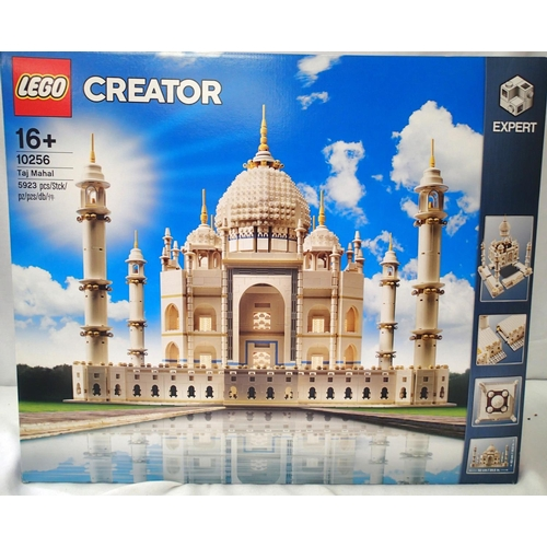 2412 - Lego 10256 Creator Expert Taj Mahal. P&P Group 3 (£25+VAT for the first lot and £5+VAT for subsequen...