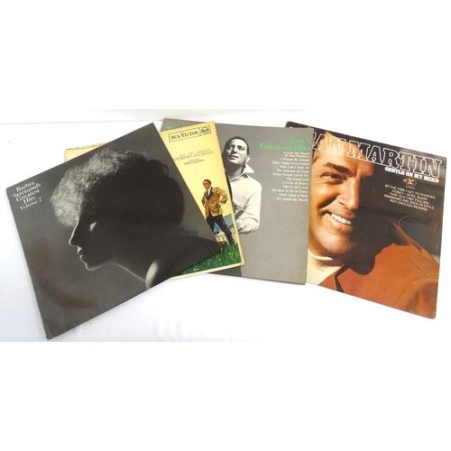 298 - SELECTION OF CLASSICAL LPs including Mozart, Pavarotti, Edith Piaf, Vivaldi and Johann Strauss Waltz...
