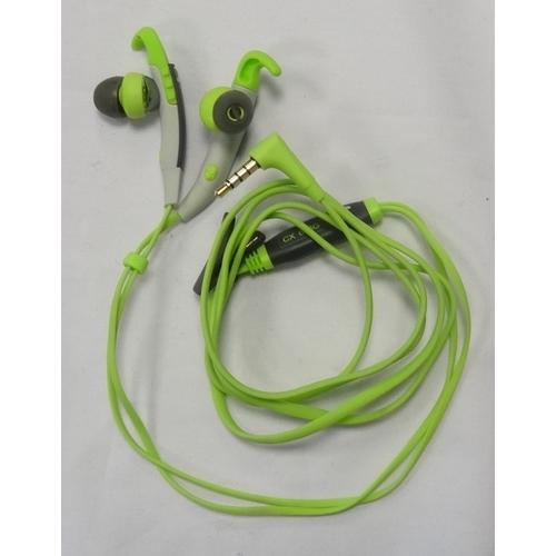 251 - SENNHEISER CX 686G EAR-CANAL SPORTS HEADPHONES With pouch....